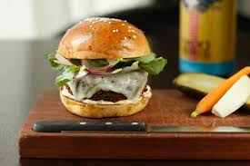Chef Daniel Humm ficially Enters the Veggie Burger Fray