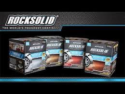 Rocksolid Garage Floor Coating Instructions by How To Video How To Paint Your Garage Floor With Rocksolid