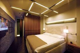 modern bedroom lighting ideas bedroom with modern ceiling and wall