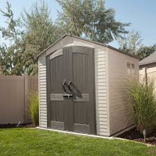 Rubbermaid 7x7 Shed Big Max by Lifetime 60042 Lifetime 7 X 7 Shed On Sale With Fast U0026 Free Shipping