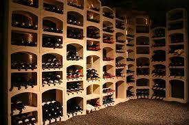 range bouteille en brique rangements bouteilles bloc cellier picla