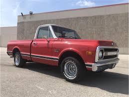 1969 Chevrolet 1/2 Ton Pickup For Sale | ClassicCars.com | CC-1084013