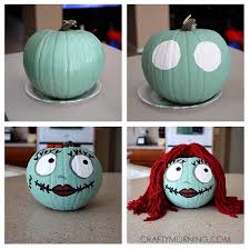 Nightmare Before Christmas Halloween Decorations Ideas by Pumpkin Decorating Ideas For The Upcoming Fall Season