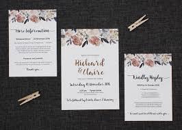 Beautiful Peonies Wedding Invitation Be My Guest