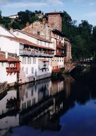 jean pieds de port csite basque country with jean pied de port