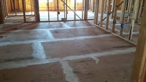 Dap Flexible Floor Patch And Leveler Youtube by Plywood Floors Sanding And Filling Dream Home Improvement