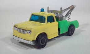 Diecast Toy & Model Tow Trucks And Wreckers