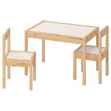 Children's Table And 2 Chairs LÄTT White, Pine Ikea Mammut Kids Table And Chairs Mammut 2 Sells For 35 Origin Kritter Kids Table Chairs Fniture Tables Two High Quality Childrens Your Pixy Home 18 Diy Latt And Hacks Shelterness Set Of Sticker Designs Ikea Hackery Ikea