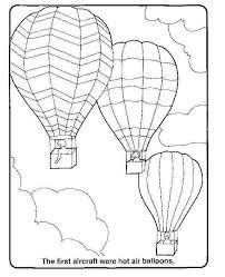 Free Printable Wood Burning Patterns Hot Air Balloon