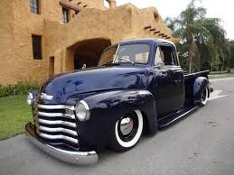 1951 Chevy Truck 5 Window - Yaril's Customs