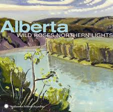Alberta Wild Roses Northern Lights Smithsonian Folkways