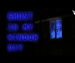Halloween Flying Ghost Projector by Ghost Hologram Projection In Window 4 Steps With Pictures