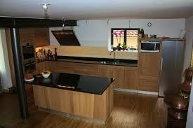 plan de travail cuisine bois brut déco cuisine bois clair et plan de travail 79 nanterre