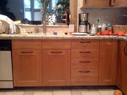 Kitchen Cabinet Hardware Placement Ideas by Knob Placement On Trash Pull Out Cabinet Kitchen Cabinet Knobs And