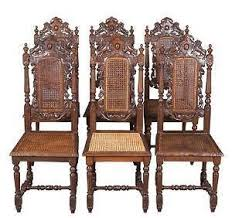 Ebay Chairs And Tables by Dining Room Chairs Upholstered Leather And Modern Ebay