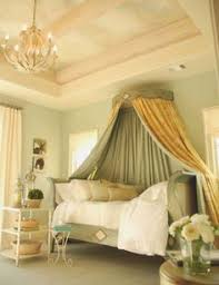 Twin Canopy Bed Drapes by Amazon Com Kathy Ireland Lavender Twin Full Canopy Bed Netting