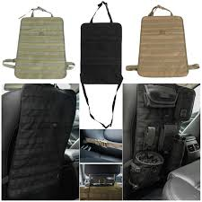 Tactical Car Truck Seat Back Organizer Auto Panel Cover Storage ... Llbean Truck Seat Fishing Organizer Hq Issue Tactical 616636 At Sportsmans Guide Kick Mat For Car Auto Back Cover Kid Care Protector Best With Tablet Holder More Storage Home Luxury Automotive Accsories Interiors Masque Headrest Luggage Bag Hook Hanger Kit For New 2 Truck Car Hanger Hook Bag Organizer Seat Headrest Byd071 Mud River Trucksuv Gamebird Hunts Store Backseat Perfect Road Trip Accessory Kids Smiinky Covers Ford Rangertactical Fordtactical Kryptek Custom