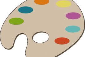 Artist Paint Palette Clipart Panda Free Images Pallet Painting Clip Art Pixsharkcom Color