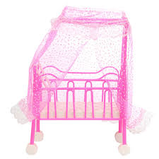 Baby Born Doll Princess Bed