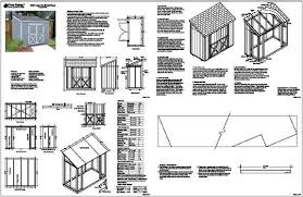 How To Build A Lean To Shed Plans Free by Yourplans Pdfshedplans Page 276