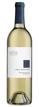 mendocino orange muscat the hess collection
