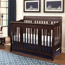 Stork Craft Tuscany 4-in-1 Stages Crib - Espresso - Babies