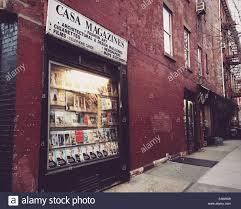 100 Casa Magazines Nyc Magazine Store New York City Stock Photo 310553329 Alamy