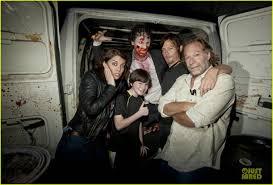 Rob Zombie Halloween 3 Cast by Walking Dead U0027 Cast Halloween Horror Nights Photo 2738414