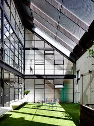 100 Lofts In Melbourne Architects EAT Revitalize Fitzroy Loft From Historical