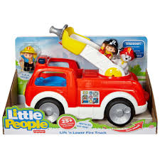 Little People Lift 'n Lower Fire Truck - Walmart.com Little People Lift N Lower Fire Truck Shop Toddler Power Wheels Paw Patrol Battery Ride On 6 Volt Fisher Price Music Parade On Vehicle Craigslist Fire Truck Best Discount Fisher Price Lil Rideon Amazoncouk Toys Games Firetruck Engine Moving 12 Rideon For Toddlers And Preschoolers Fireman Sam Driving The Mattel 2007 Youtube Powered Ride In Dunfermline Fife Gumtree