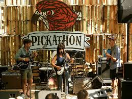 Portland architecture students build outdoor Pickathon Music