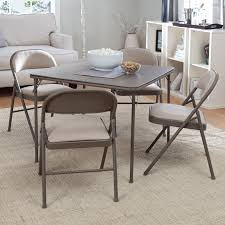 Elegant 50 Card Table And Chairs Set M3nhl - Duskrodentry ... Wooden Table And Chairs For Kids Dark Ding Style Crayola Chair Collapsible Folding Foldable Round Card Fniture Exciting Cosco Interesting Home Card Tables And Chairs Sets Tables Out Toddlers Outdoor Costco Teak Small Vintage Products 5pc Set Tan 5piece Black 7733 2533 Vtg Retro Samsonite 4 Astonishing Large Meco Sudden Comfort Deluxe Double Padded Back 5 Piece Chicory Safe Foldinhalf