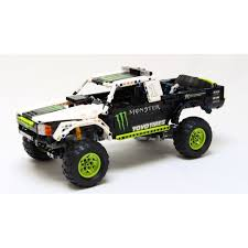 Monster Energy Recoil Baja Truck, MOC-3320 By Nico71, LEGO Mixed ... Lego Monster Truck 192pcs I Tried Building The Monster Truck But It Didnt Turn Out Right Lego Ideas Product Ideas 10260 Slot Carunion Moc Technic And Model Team Eurobricks Forums Monster Truck In Ardrossan North Ayrshire Gumtree Month Is Tight Cant Effort Blue From For City 2018 Review 60180 Youtube Transporter No 60027 18755481