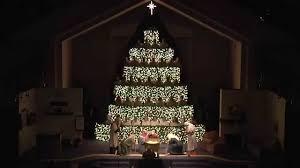 Bellevue Baptist Church Singing Christmas Tree Youtube by The Living Christmas Tree Youtube