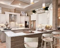 Above Kitchen Cabinet Decorations Pictures by Design Ideas For The Space Above Kitchen Cabinets Decorating Above
