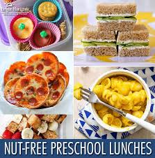 Nut Free Preschool Lunch Ideas