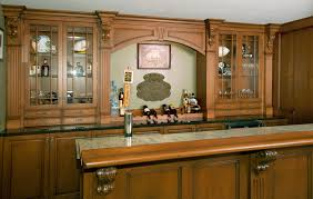 Irish Pub Home Bar - Custom Cabinetry By Ken Leech Home Bar Ideas 37 Stylish Design Pictures Designing Idea A Guide For Kitchen Island With Breakfast And Granite Top Bar Stunning Red Glossy Black Irish Pub Custom Cabinetry By Ken Leech Portable Mini Fniture Chairs Stainless Oak Wood Granite Top With Brass Rail And Canopy How To Build Basement In Your Homes Plans For Fabulous Curved Brown Honed Countertop Small Tables Sets Cemetery Vase Flower Lowes Countertops Best Wooden The Drinks Are On House Bars