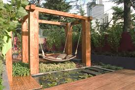 Jamie Durie Garden Hammock Bed Design! | Garden Design Ideas ... Living Room Enclosed Pergola Designs Stone Column Home Foundry Impressive Haing Outdoor Bed Wooden Material Beige Ropes Jamie Durie Garden Hammock Bed Design Garden Ideas Fire Pit And Fireplace Ideas Diy Network Made Makeovers Hammock From Arbor Image Courtesy Of Stuber Land Design Inc Best 25 On Pinterest Patio Backyard Keysindycom Modern Pa Choosing A Chair For Your 4 Homes With Pergolas Rose Gable Roof New Triangle Black Homemade