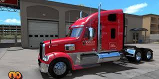 100 Knight Trucking Company S Transportation Freightliner Coronado American Truck