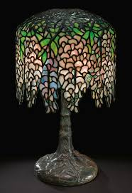 Duffner And Kimberly Lamps by Tiffany Studios