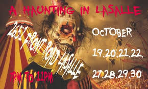 Petes Pumpkin Patch Lasalle by A Haunting Inlasalle Home Facebook