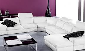 canapé cuir en u s offrir un canapé dit panoramique