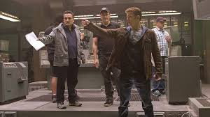 Marvels Captain America The Winter Soldier Directors Joe And Anthony Russo