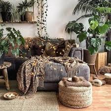 what is bohemian hippie decor from antique goods to