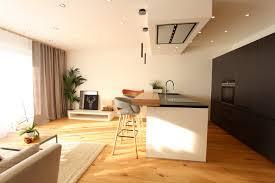 home staging graz küche wohnzimmer theke kücheni
