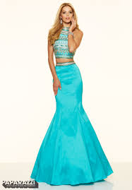 2 piece beaded stretch taffeta colors available bright teal