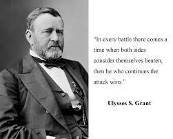 General Ulysses S Grant Quote Civil War 8 X 10 Photo Picture D1