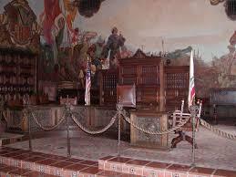 Santa Barbara Courthouse Mural Room by Click November 2006