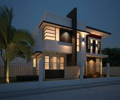 104 Modern Homes Worldwide Mind Blowing Double Storey Family House Design Architecture And Art Minimalist House Design House Minimalist House