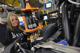 Ford To Idle Kansas City Truck Plant For Maintenance Ford Is Vesting 25 Million Into Its Louisville Plant To Make Hot Truck Plant Human Rources The Best 2018 Restart F150 Oput Following Supplier Fire Rubber And 5569 Apply For 50 Jobs At Pickup Truck Troubles Will Impact 2700 Workers Makes 5 Millionth Super Duty Kentucky Ky Lake Erie Electric Suspends All Production After Michigan Allamerican Pickup Trucks Aim Lure Chinas Wealthy Van Natta Shows Off Louisvillemade Dearborn Test Track Motor Co Historic Photos Of And Environs